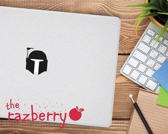 Fett Star Wars Macbook Decal Laptop Stickers Macbook Stickers Darth Vader Lightsaber Macbook Pro Decal Macbook Vinyl Jedi Sticker