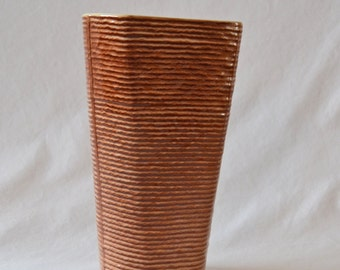 Vintage Mid Century Shawnee Pottery Vase Made In The USA