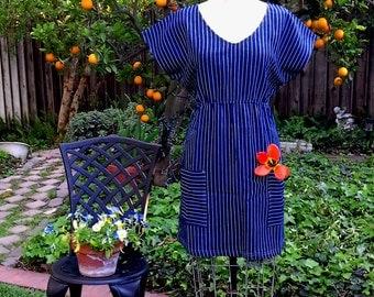 Poncho/Tunic Garden Dress