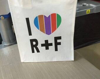 BEST SELLER  Rodan and Fields Logo printed Non Woven Polypropylene Bags