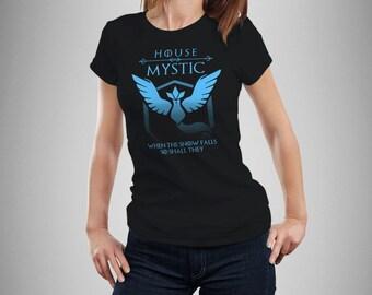 Pokemon Go House Mystic Women's T-Shirt