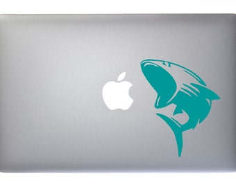 Big Mouth Bass Vinyl Decal for Macbook, Laptop or other device