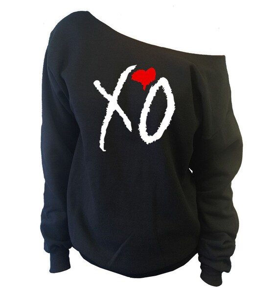 the weeknd clothing xo the weekend by customhanger on etsy