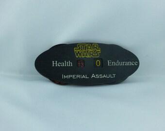 Rebel Health/Endurance counters