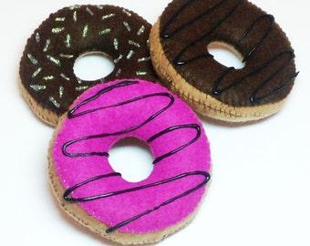 Donuts - Set of Three