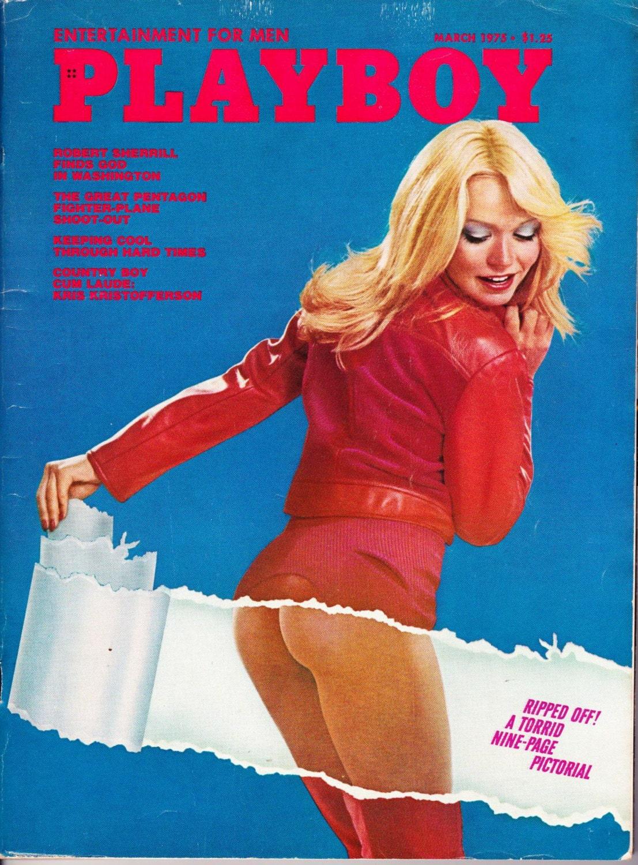 Playboy magazine March 1974 Pamela Zinszer Groucho Marx Simonetta Stefanelli