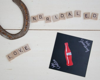 Spin the Bottle Save-the-Date