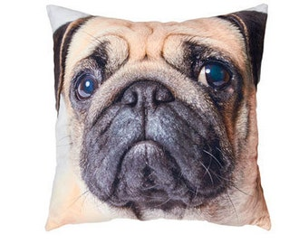 Cute Pug dog cushion bargain price!!!!!