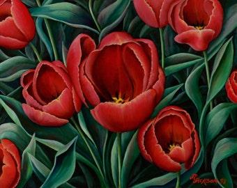 Living Tulips
