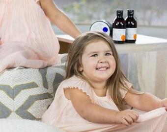 UNDER LUNA KIDS shampoo & conditioner | 8oz. each