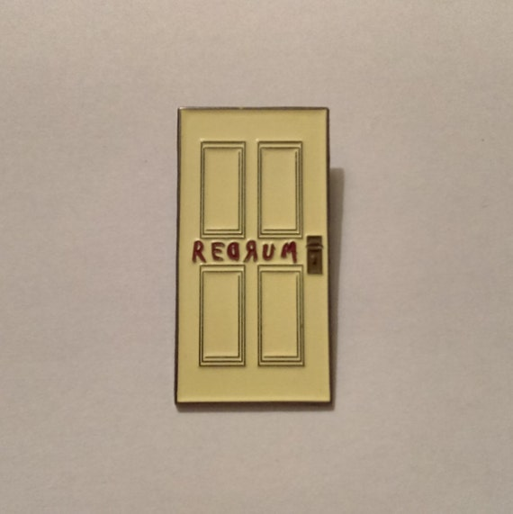 Like this item? & The REDRUM Door Lapel Pin