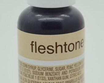 Chef Master Gel Color .75 oz- Fleshtone