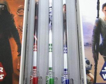 Set of 3 Blue Erasable Pens