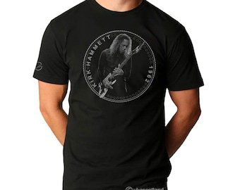 Kirk Hammet t-shirt by VKG