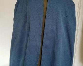 Blue Renaissance Traveller's Cloak