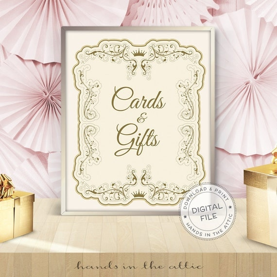 Gift Table At Wedding Reception: Cards Gifts Sign, Wedding Day, Printable Weddings, Gift