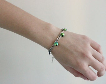 "The ""Wicked"" Dangly Bracelet by SHIKKU SHIKKU"