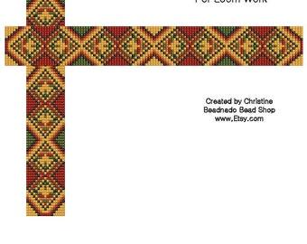 ViVa Bead Loom Pattern