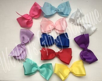 5 inch Boutique Hair Bow