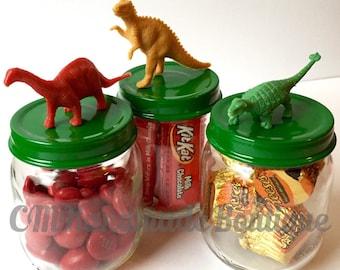 Dinosaur Favor Jars