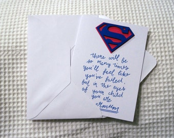 Supermum Mother's Day Card