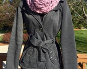 Soft Thick Infinity Scarf