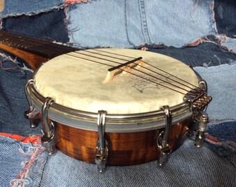 Soprano Banjo Ukulele