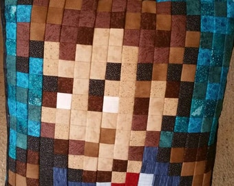 10th Doctor Pillow Cover