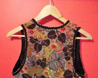 Handmade Vintage Vest
