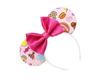 Disney Sweet Treats Mouse Ears