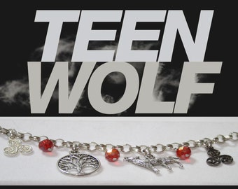Bracelet inspired by the series Teen Wolf