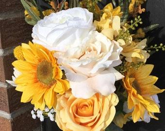 Southern Sunflower Bouquet