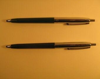 "2 Vintage nos Italian ballpint pen ""BIC"""