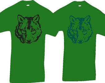 Wolf T Shirt Kids..New with tags!