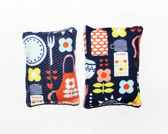 Sponge wipes etsy for Spong kitchen set 702