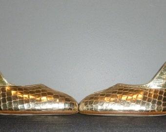 Vintage 1980's Unworn Nieman Marcus Court / Stiletto Shoes UK 5.5 - 6 Free UK Shipping