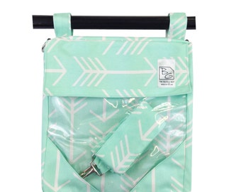 Mint Arrow 3 Hour Bag