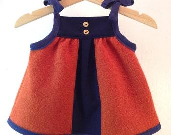 Tunic / dress, Gr. 50/56, upcycling