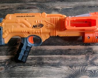 Nerf Doubledealer Blaster Pumpgrip