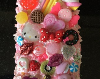 Handcrafted decoden iphone 5/5s case