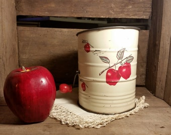 Bromwell's Flour Sifter - Apple Design