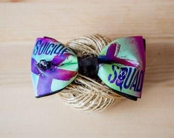 DC Suicide Squard Bow Tie \ Галстук-бабочка DC Отряд Самоубийц