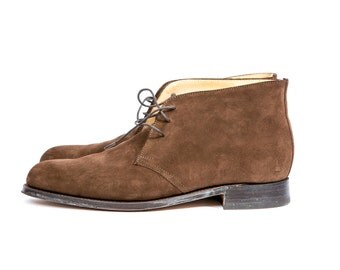 Cheaney Jackie III Suede Chukka Boots for Men