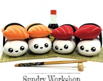 Kawaii Nigiri Sushi