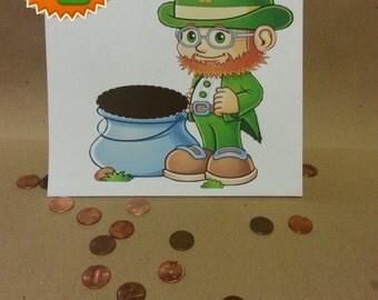 Saint Patricks Day Printable PDF Kit! adults,game,kids, crafts, pinch,clover,shamrock,green,march,coloring,st patricks, four leaf clover,