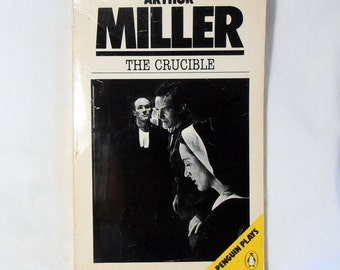 an overview of the issues in the crucible a play by arthur miller