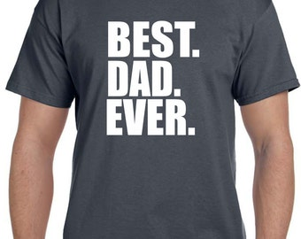 Fathers Day Gift, Son to Father Gift, First Fathers Day, Gifts for Dad, Best Dad Ever,Mens tshirt, New Dad, Husband Gift Awesome Dad Tshirt