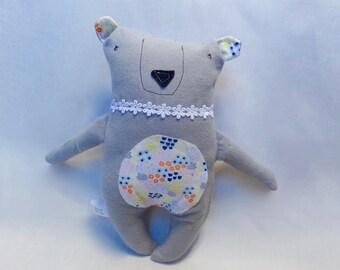 Teddy Bear / Stuffed Bear/ Stuffed animal bear- Different colors!!