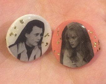 Edward Scissorhands Pin Set