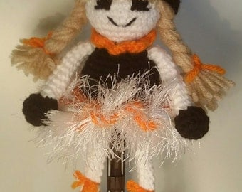 Oregon Beavers Doll - Girl